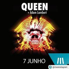 Já há data para o concerto dos Queen  Adam Lambert em Portugal  Sabe mais em www.canoticias.pt  Tal como a CA Notícias havia noticiado a Tour Europeia dos Queen  Adam Lambert vai passar por Portugal este ano. O concerto único será em Lisboa no Altice Arena e já há mais informações sobre o mesmo.  #CANoticias #Queen #adamlambert #Meo #alticearena #queenadamlambert #RitmoseBlues #concerto #Concert #music #summer  #Portugal #visitportugal #visitlisboa #Lisbon #lisboalive #lisboa #rock…