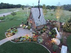 Fairy Tale Cabins – Fubiz Media