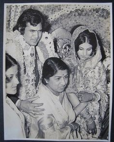 Rajesh , Dimple , Moushami and Lata