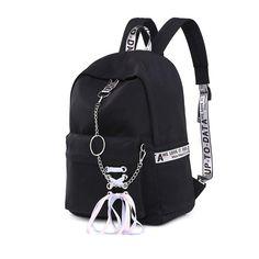 Outdoor Travel USB Backpack Waterproof School Shoulder Bag Girls Women Rucksack Source by banggoodonline bags Shoulder Bags For School, School Bags For Girls, Girls Bags, Cute School Bags, Laptop Backpack, Backpack Bags, Fashion Backpack, Tote Bag, Laptop Bags