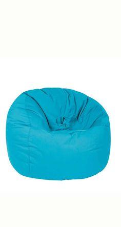 Sitzsack blau | Blauer Sitzsack von OUTBAG in der Farbe Aqua - Mehr Sitzsäcke gibt's bei Garten-und-Freizeit.de