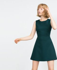 Image 2 of SHORT DRESS from Zara