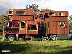 Kenworth 700W - New Zealand. From My Flickr Page via Bikeforest.