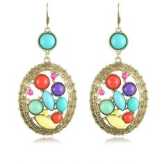 New Vintage Dangle Earrings 2014 Jewelry Earrings