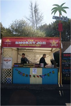 BBQ Stall & 134 Best Confession images | Food carts Food trailer Food truck