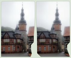 Stolberg im Harz 3D ::: DRi Cross-View Stereoscopy by zour