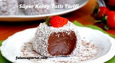 Süper Kolay Tatlı Tarifi 1 Tiramisu, Deserts, Pudding, Food, Turkish Language, Desserts, Dessert, Puddings, Postres