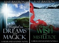 If you love Outlander, check out the Highland Legends Series by Kat Bastion.