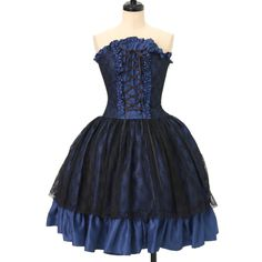 ♡ ATELIER-PIERROT ♡ Corset dress http://www.wunderwelt.jp/products/detail9958.html ☆ ·.. · ° ☆ How to order ☆ ·.. · ° ☆ http://www.wunderwelt.jp/user_data/shoppingguide-eng ☆ ·.. · ☆ Japanese Vintage Lolita clothing shop Wunderwelt ☆ ·.. · ☆