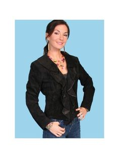 Scully Fly Away - Womens Leather Jacket