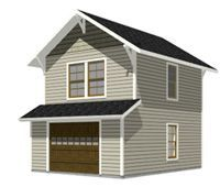 Master suite over garage plans and costs simply for 2 story 2 car garage cost