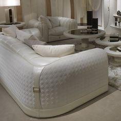 Modern Bedroom Furniture, Luxury Furniture, New Classic Furniture, Diy Sofa, Luxury Sofa, Living Room Sofa, Sofa Design, Leather Sofa, Furniture Making