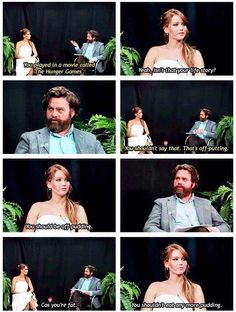 Jennifer Lawrence is just so funny