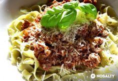 Paradicsomos bárányragu tagliatellével | NOSALTY Tortellini, Beef, Food, Meat, Essen, Meals, Yemek, Eten, Steak