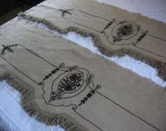 1900s Window Curtain | Arts & Crafts Curtain Valances Port iers for Door or Window with ...