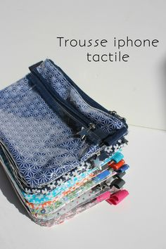 Home Made fabric Creations Pop Couture, Couture Sewing, Diy Pochette, Diy Sac, Diy Bags Purses, Everyday Bag, Black Handbags, My Bags, Fashion Bags