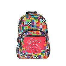 "Totto - Mochila Escolar Crayola Multicolor - Totto-Uncond. Partner - Toys""R""Us"