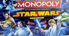 Monopoly Star Wars Saga Edition No description (Barcode EAN = 5036905021555). http://www.comparestoreprices.co.uk//monopoly-star-wars-saga-edition.asp