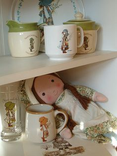 Beautiful Holly Hobbie collection by halloweve 1977, Flickr