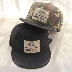 2015 Nueva Moda Camuflaje Hombres Gorra de Béisbol Deporte Sombrero DGK Hip  Hop Gorras Gorras Planas 1e14c6e5785