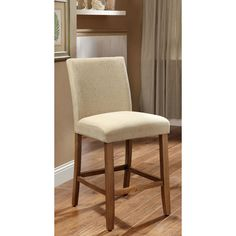 FREE SHIPPING! Shop Wayfair for Hokku Designs Corzovan 25 Bar Stool with Cushion - Great Deals on all Furniture products with the best selection to choose from!