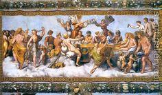 Wystawność i przepych uczt rzymskich przeszły do historii!  Aby zapobiec rozrzutności obywateli, wprowadzono ustawy określające wysokość wydatków na uczty, a także rodzaje potraw i ich dopuszczalne liczby.   Niestety, nawet tego rodzaju restrykcje nie powstrzymały biesiadników