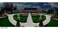 Brescia. Private villa. The union between sensitivity and scenography.