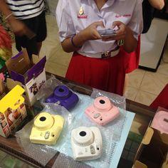 Mini 8 all color at Mamie Lomo shop CNX , Chiangmai Thailand