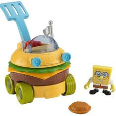 SpongeBob SquarePants Kabby Patty Wagon
