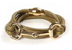 Niagara Leather Bracelet | by Qudo