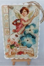 Graphic45 Sweet Sentiments 2015 SOLD