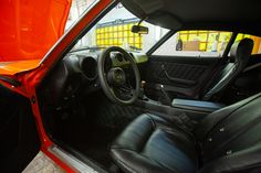 Datsun 1978 orange Fully Restored 5 speed JDM Classic car for sale Leather Interior, Jdm, Cars For Sale, Race Cars, 1970s, Classic Cars, Restoration, Racing, Orange