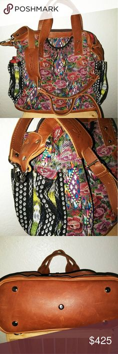 NO. 379 ONE OF A KIND MEDIUM CONVERTIBLE DAY BAG (Shipping 5/29 - 6 ...