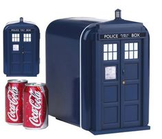 Man cave. Doctor Who's TARDIS Mini Fridge  www.WeepingAngels.tv Man Cave Fridges, Geek Cave, Doctor Who Wedding, Ultimate Man Cave, Watch Doctor, Basement House, Doctor Who Tardis, Bbc America