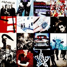 'Achtung Baby' You'd have to study the back cover of this album very closely to discover that bassist Adam Clayton's penis is visible. The US version of the album featured an 'X' over the genitals.