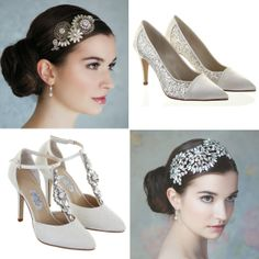 The Bridal Store ~ Beautiful Bridal Accessories and Wedding Shoes