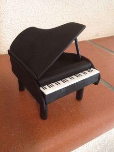 Piano Fondant