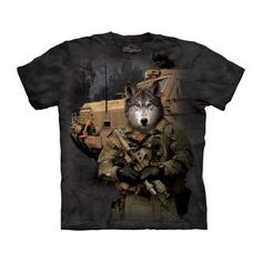 JTAC Lonewolf Adult now featured on Fab.
