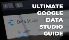 Google Data Studio Tutorial 36 Advertising Networks, Social Media Marketing Agency, Seo Agency, Online Digital Marketing Courses, Online Marketing, Google Analytics Report, Facebook Ad Agency, Marketing Report, Marketing Professional