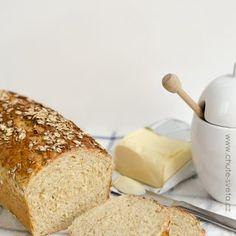 skořicoví šneci Bread And Pastries, Penne, Banana Bread, Cheesecake, Gluten Free, Recipes, Kitchens, Glutenfree, Cheesecakes