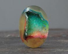 Rainbow Druzy Agate Gemstone - I want one like this!