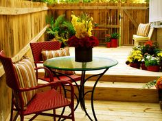 Close   More From:    Spring Season Main   Decorating   Fast Home Fixes   Decks, Patios, & Outdoor Spaces   Landscapes & Hardscapes   Gardening   Click ExpandAuto ExpandAuto Collapse