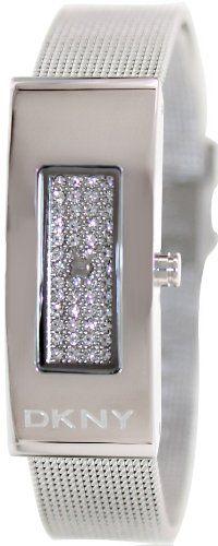 DKNY Silver-Tone Mesh Bracelet Women's watch #NY2109 DKNY http://www.amazon.com/dp/B00EKPR45K/ref=cm_sw_r_pi_dp_6CqOtb0G6C3M4B81