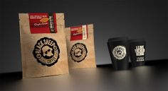 Black Sheep Coffee on Packaging of the World - Creative Package Design Gallery