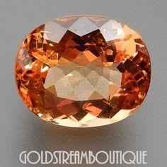 AMAZING 6.62 CARAT LOOSE NATURAL GOLDEN HONEY YELLOW CEYLON SAPPHIRE B2027