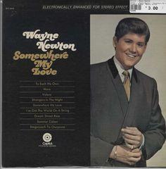 Wayne Newton - Somewhere My Love