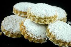 Biscotti algerini ricetta siciliana | Arte in Cucina