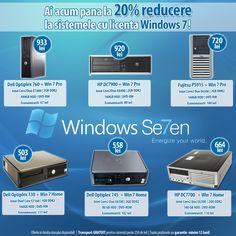 Profita de super oferta Expert Company din acest weekend! Calculatoare cu licenta Windows 7 cu pana la 20% reducere! Pc Shop, Cool Things To Buy, Stuff To Buy, Second Hand, Monitor, Cool Stuff, Calculus, Cool Stuff To Buy