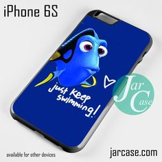 Just Keep Swimming Dori Phone case for iPhone 6 and other iPhone devices Apple Iphone, Iphone 6, Iphone Cases, Keep Swimming, Cool Phone Cases, New Phones, Dory, Samsung Galaxy S6, 6s Plus