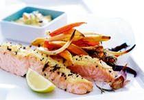 Terveellinen päivällinen valmistuu näillä resepteillä.   Kuntoplus.fi